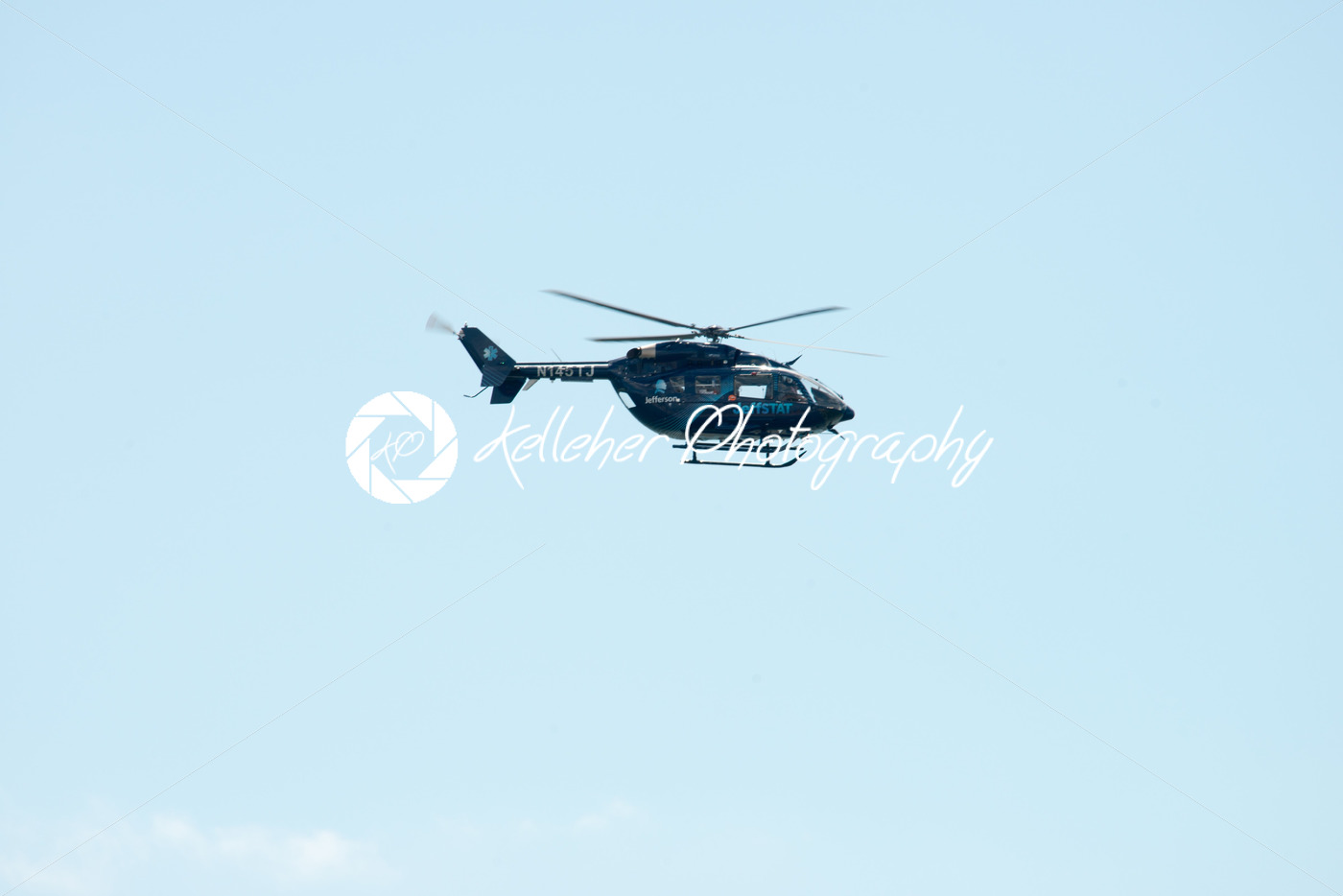 ATLANTIC CITY, NJ – AUGUST 17: Jeffstat Helicopter at Annual Atlantic City Air Show on August 17, 2016 - Kelleher Photography Store