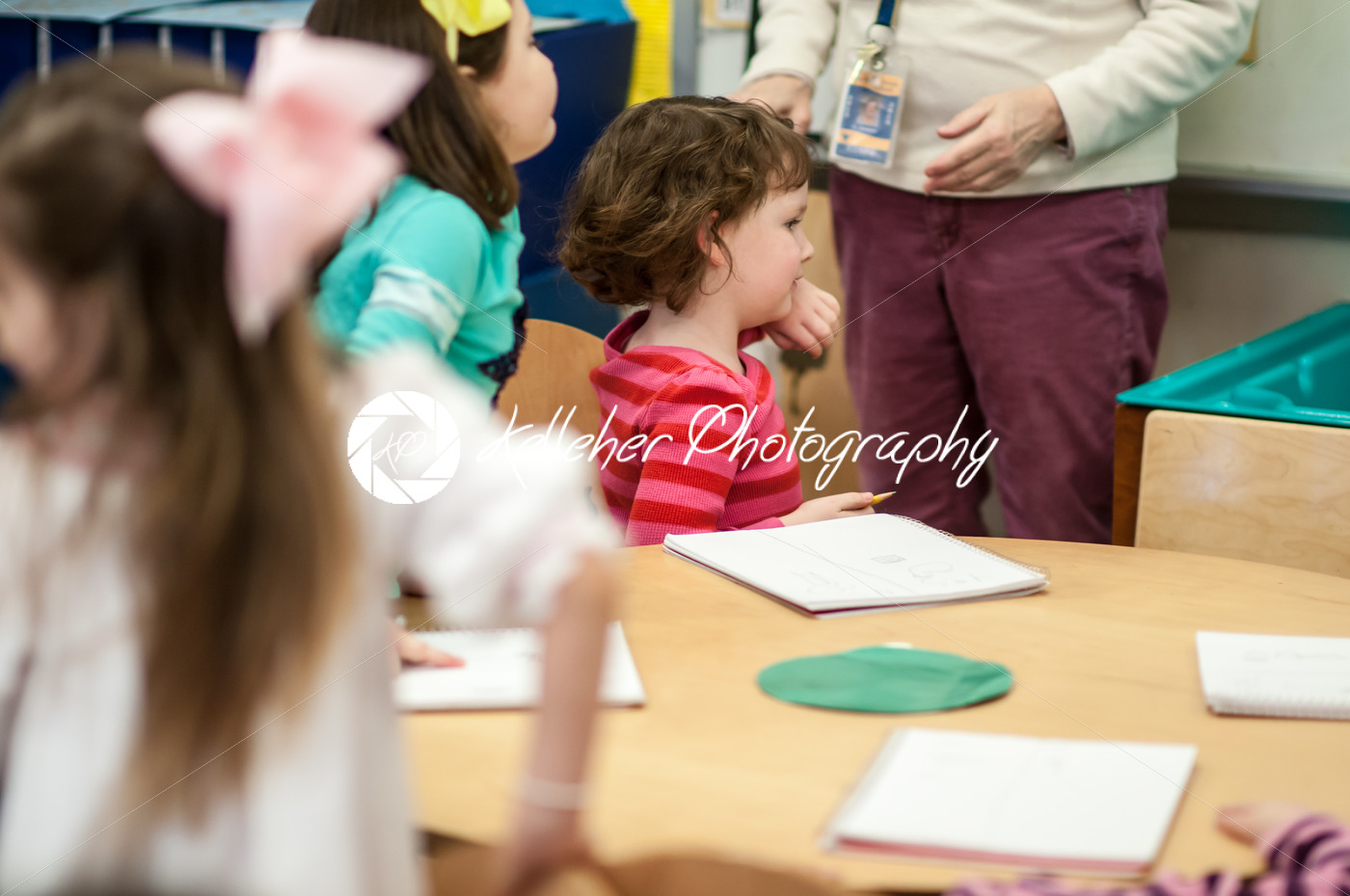 ROSEMONT, PA – MARCH 7: Agnes Irwin Pre-Kindergarten Assembly on March 7, 2014 - Kelleher Photography Store