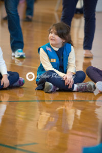 ROSEMONT, PA – OCTOBER 19: Agnes Irwin Daisy Scout Troop 5198 Investiture Ceremony on October 19, 2015 - Kelleher Photography Store