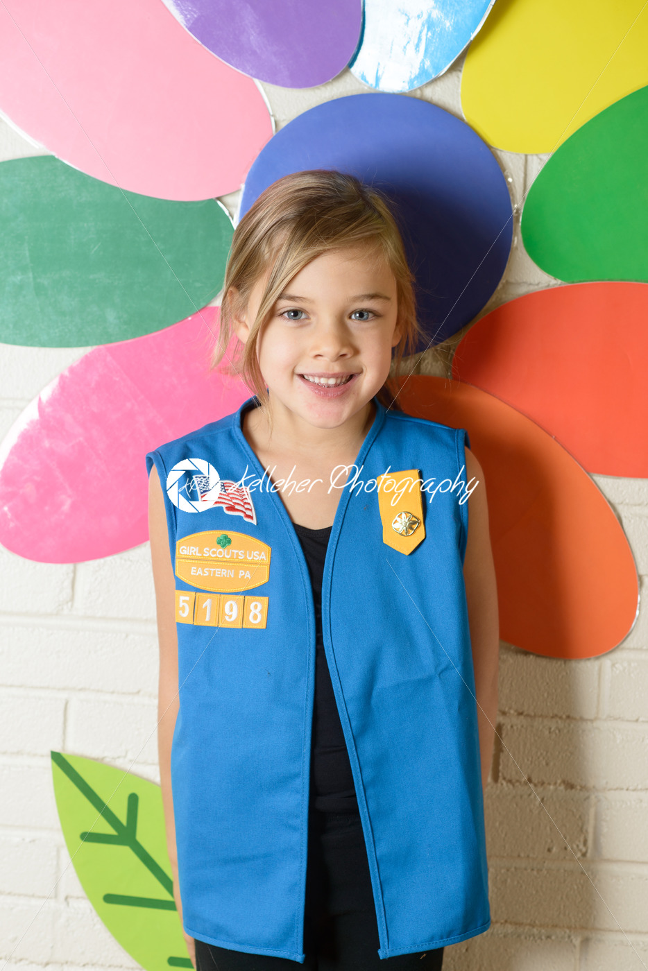 ROSEMONT, PA – OCTOBER 19: Agnes Irwin Daisy Scout Troop ...