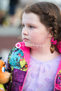 Young girl looking off into the distance - Kelleher Photography Store