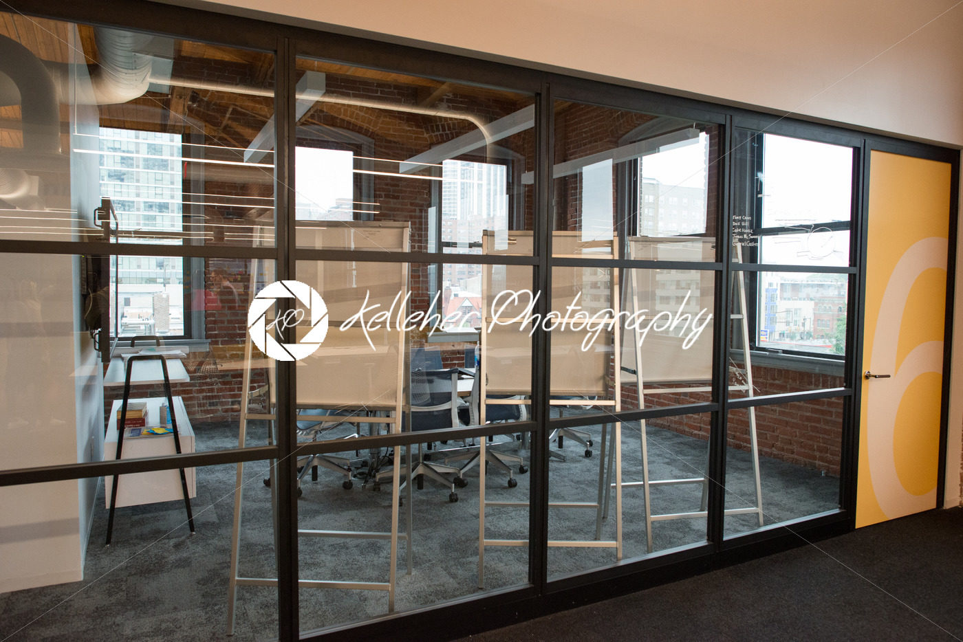 natural light office. Trendy Modern Open Concept Loft Office Space With Big Windows, Natural Light And A Layout To Encourage Collaboration, Creativity Innovation C