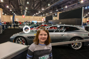 PHILADELPHIA, PA – Feb 3: Ferrari at the 2018 Philadelphia Auto Show - Kelleher Photography Store