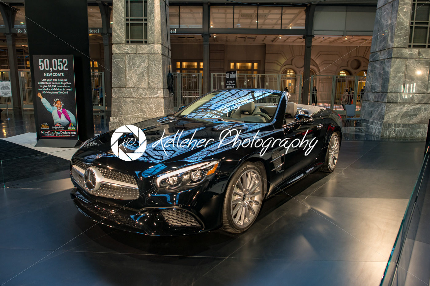 PHILADELPHIA PA Feb MercedesBenz At The Philadelphia - Mercedes car show 2018