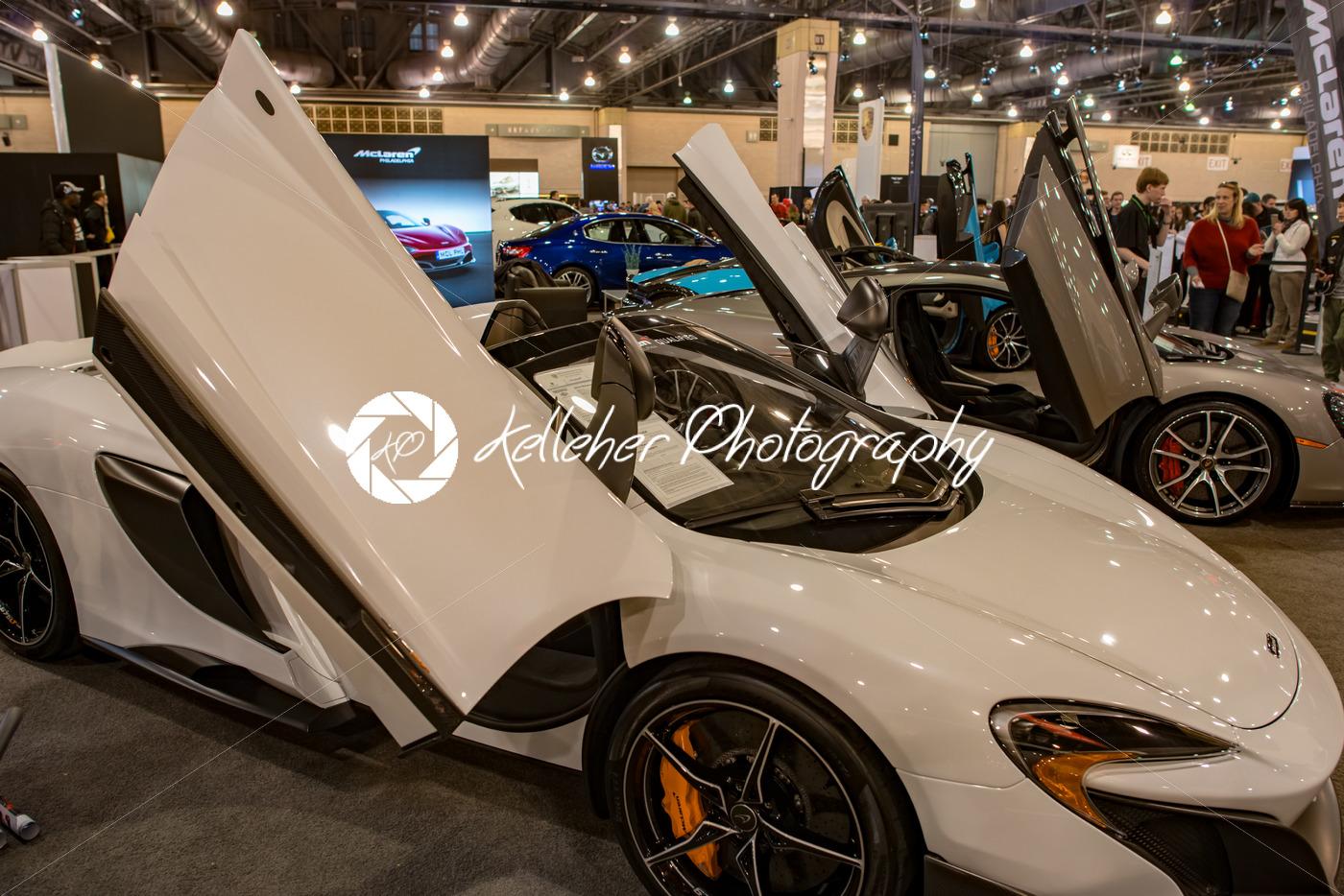 PHILADELPHIA PA Feb People Enjoying The Philadelphia Auto - Philadelphia car show 2018