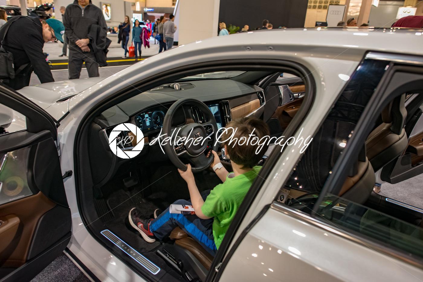 Philadelphia Pa Feb 3 Volvo At The 2018 Philadelphia