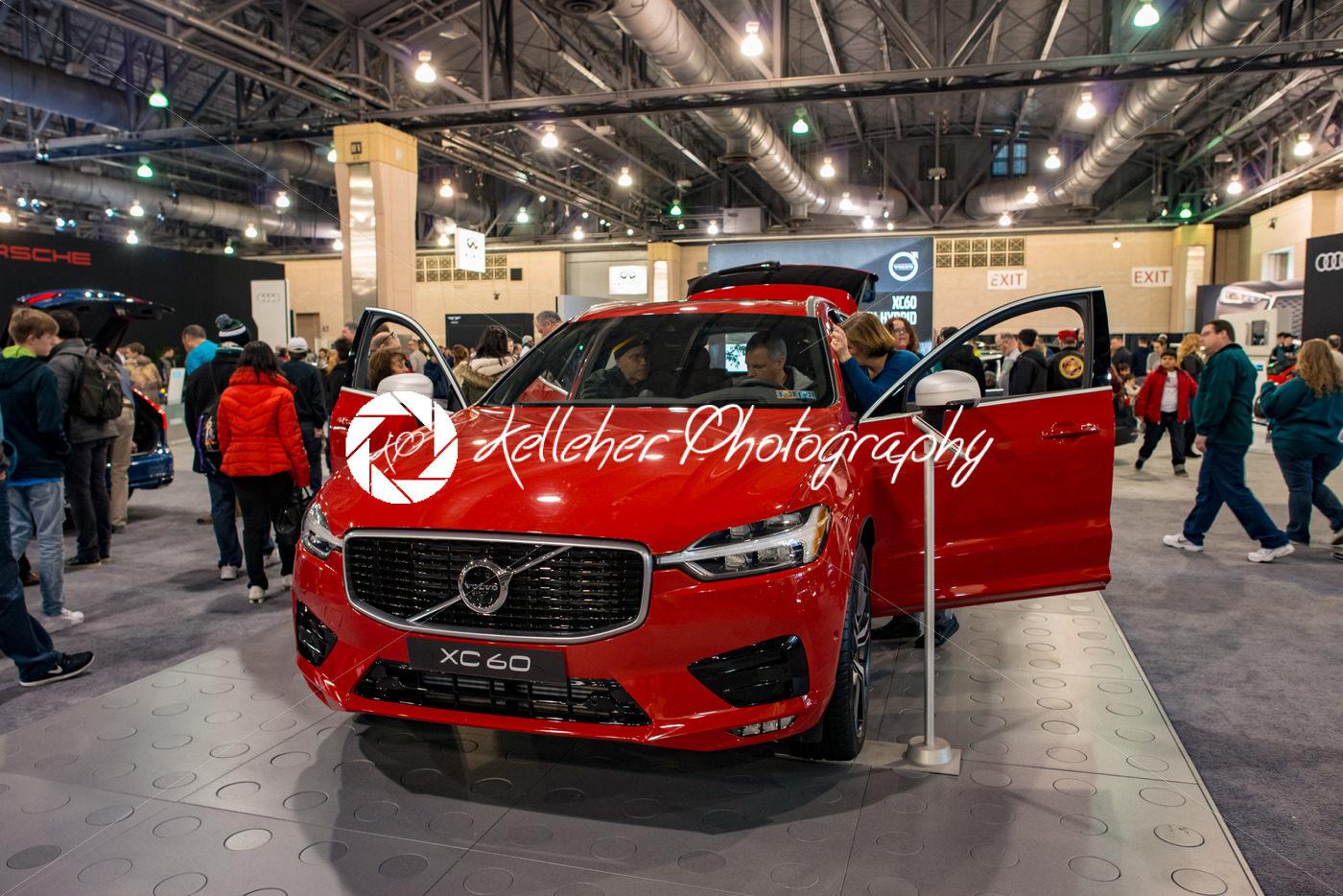 PHILADELPHIA PA Feb Volvo At The Philadelphia Auto Show - Car show philadelphia 2018