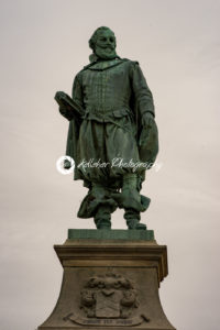 Jamestown, Virginia – March 27, 2018: Statue of Captain John Smith - Kelleher Photography Store