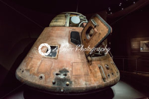 Cape Canaveral, Florida – August 13, 2018: Apollo 14 Capsuleat NASA Kennedy Space Center - Kelleher Photography Store