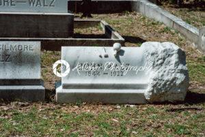 John Walz Cemetery Statuary Statue Bonaventure Cemetery Savannah Georgia - Kelleher Photography Store