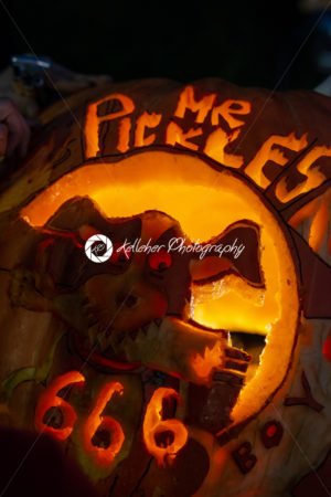 CHADDS FORD, PA – OCTOBER 18: The Great Pumpkin Carve carving contest on October 18, 2018 - Kelleher Photography Store
