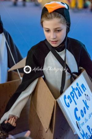 ROSEMONT, PA – OCTOBER 31, 2018; The Agnes Irwin school halloween parade - Kelleher Photography Store
