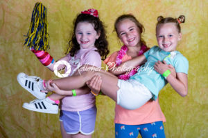 ROSEMONT, PA – MAY 15, 2019: Lower school May fair photo booth at The Agnes Irwin School - Kelleher Photography Store