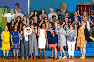 ROSEMONT, PA – MAY 31, 2019: The Agnes Irwin School Lower School Staff - Kelleher Photography Store