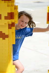 PLYMOUTH MEETING, PA - APRIL 6: Grand Opening of Legoland Discovery center Philadelphia, PA on April 6, 2017 Stock Photo