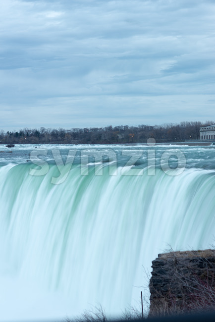 A View of the Horseshoe Fall, Niagara Falls, Ontario, Canada