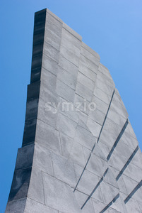Wright Brothers National Memorial in Kitty Hawk North Carolina Stock Photo
