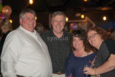 VALLEY FORGE CASINO, KING OF PRUSSIA, PA - JULY 15: Philadelphia Sportscaster Ray Didinger at Kendall's Crusade fundraising event on July 15, 2017 Stock Photo