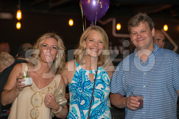 VALLEY FORGE CASINO, KING OF PRUSSIA, PA - JUKY 15: Leslie Gudel at Kendall's Crusade fundraising event on July 15, 2017 Stock Photo