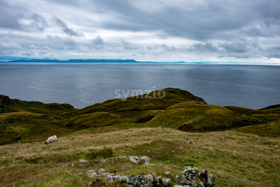 Slieve League Cliffs, County Donegal, Ireland Stock Photo