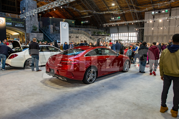 PHILADELPHIA, PA - Feb 3: Lexus at the 2018 Philadelphia Auto Show Stock Photo